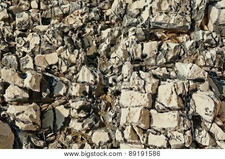 Eroded Dalmatian Limestone - 9180
