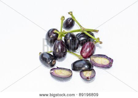 Jambolan plum