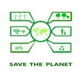 image of reuse recycle  - The clean energy - JPG