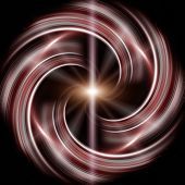 picture of fantastic  - Fantastic abstract futuristic technology background design illustration - JPG