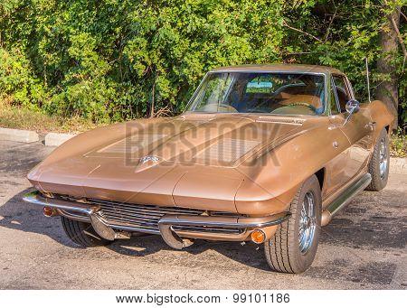 1963 Chevrolet Corvette, Woodward Dream Cruise, , Woodward Dream Cruise, MI