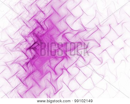 Abstract Image Of Purple Texture , Metal Mesh , Waves