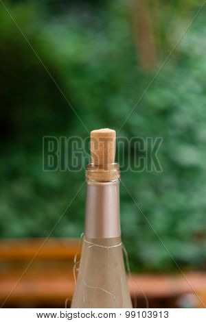 A Bottle Of Wine.