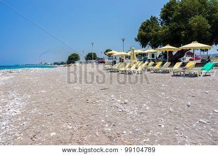 Soroni Beach Rhodes