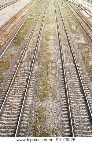 old railway