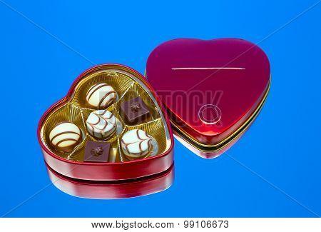 Candy, Metal Box