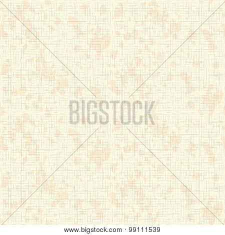 vector Natural linen seamless pattern