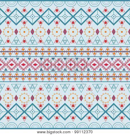Ethnic Patterns Seamless