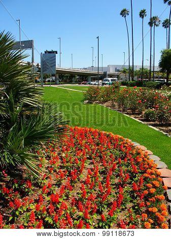 Los Angeles Airport Garden