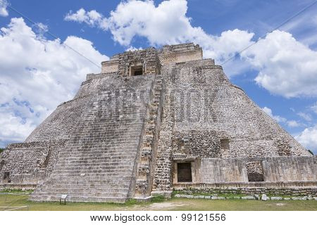 Maya Culture In Yucatan, Mexico