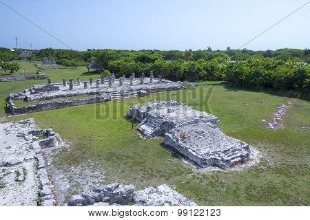 El Rey Maya Ruins