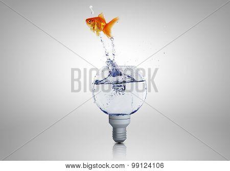 Energy change concept