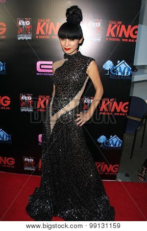 LOS ANGELES - AUG 17:  Bai Ling at the