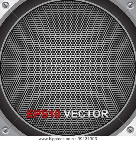 Speaker Grill, Vector