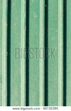 Green Zinc Texture