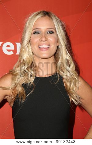 LOS ANGELES - AUG 13:  Kristine Leahy at the NBCUniversal 2015 TCA Summer Press Tour at the Beverly Hilton Hotel on August 13, 2015 in Beverly Hills, CA