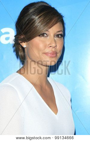 LOS ANGELES - AUG 13:  Vanessa Lachey at the NBCUniversal 2015 TCA Summer Press Tour at the Beverly Hilton Hotel on August 13, 2015 in Beverly Hills, CA