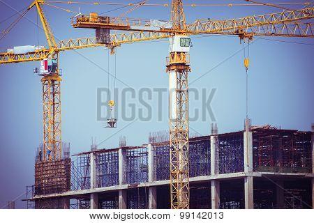Crane Construction Industry Background