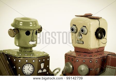 robots together