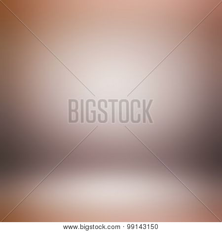 Brown Gradient Abstract Background