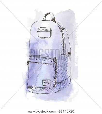 Aquarelle Bag