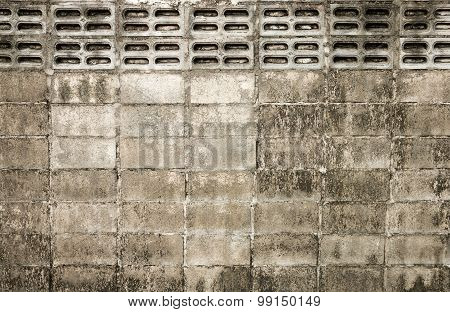 Dirty Concrete Wall Background