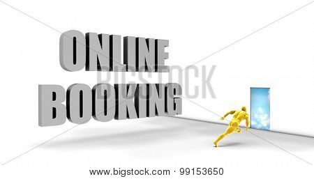 Online Booking as a Fast Track Direct Express Path