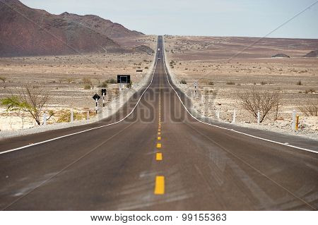 Transamerica highway