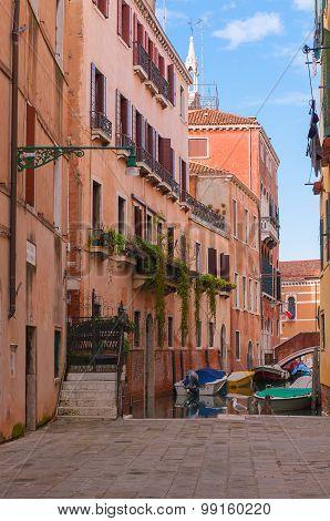 Old Venice, Italy.