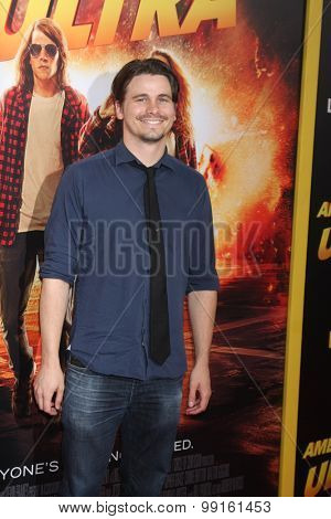LOS ANGELES - AUG 18:  Jason Ritter at the
