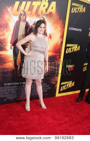 LOS ANGELES - AUG 18:  Shelley Regner at the