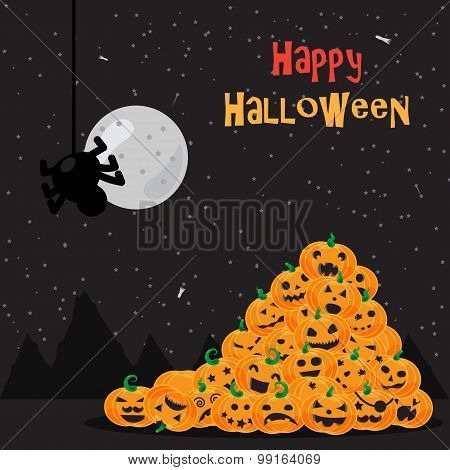 Halloween Poster, Background