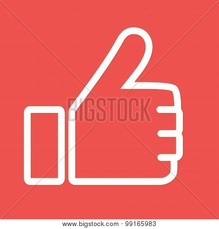 Like, Thumb