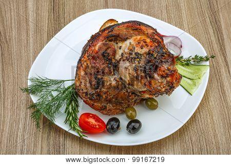 Pork Knee