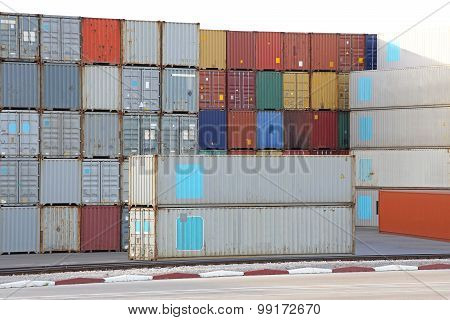 Containers Terminal