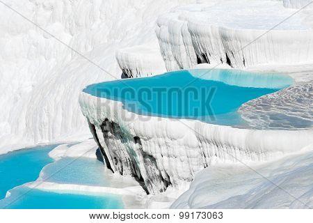 Pamukkale Basins
