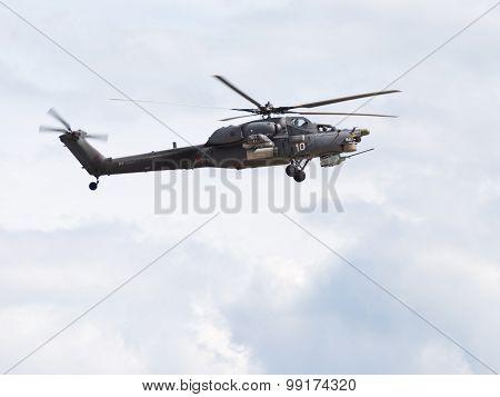 Flight Mi-28