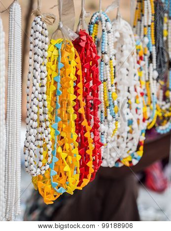 Maasai Necklaces