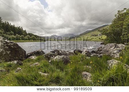 Llynnau Mymbyr Lake