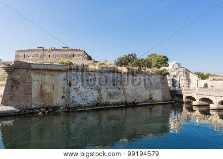 Old Bourbun Fortress