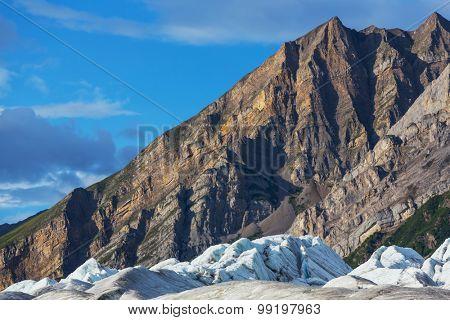 Wrangell-St. Elias National Park and Preserve,Alaska.