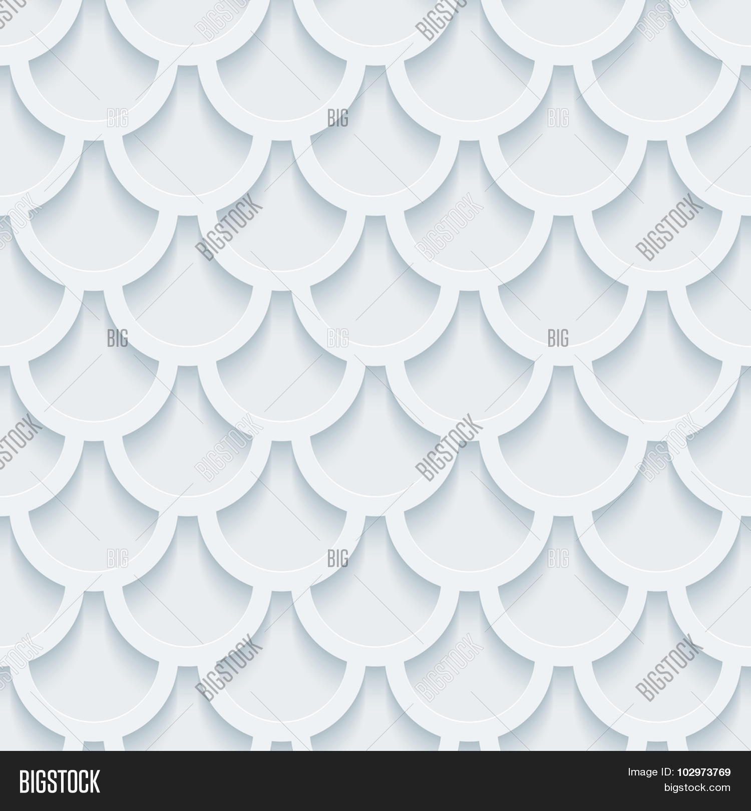 Fish scale 3d seamless background image photo bigstock for Fish scale coke cut