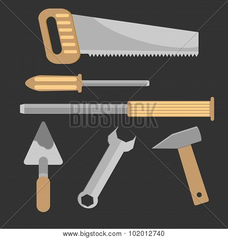 Set Of Hand Tools