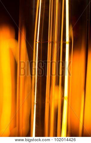 Warm Threads Of Filament Cob Lamp