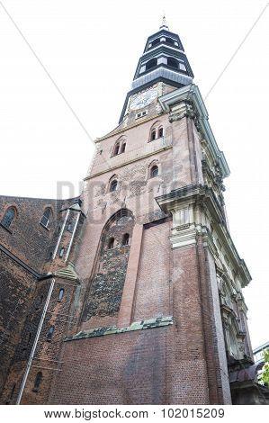 Hamburg Steeple