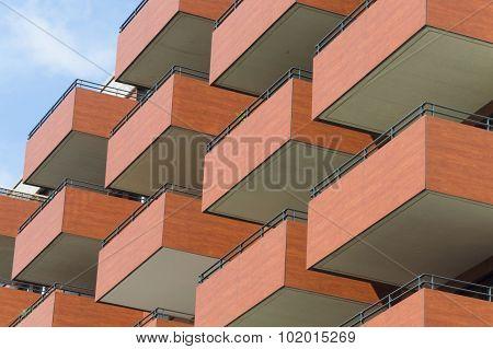 Terraces Pattern