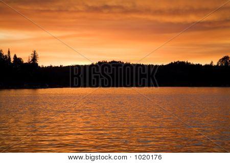 Lake Sunset 7