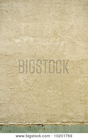 Plaster Wall as Background