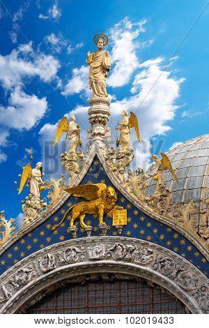 Cattedrale Di San Marco - Venezia Italia