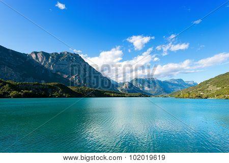 Cavedine Lake - Trentino Italy
